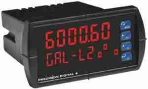 Accu-Level Precision Digital Control
