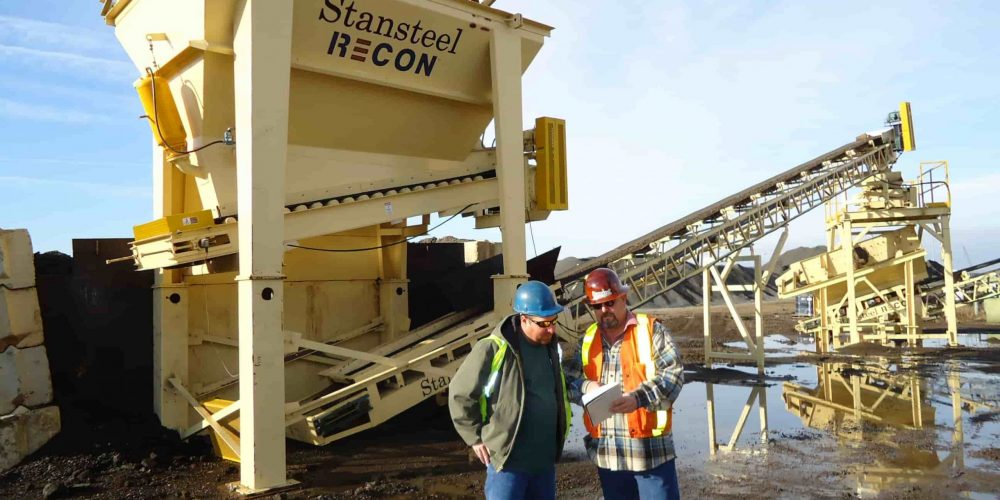 On-Site Asphalt Plant Service and Support